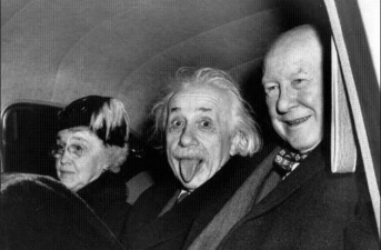 Einstein's Head